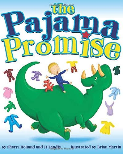 The Pajama Promise Book
